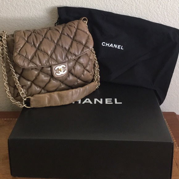 d1ddbb118794 CHANEL Bags | Bubble Quilt Flap Bag | Poshmark